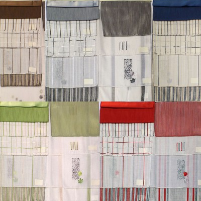 Coleccion tejidos para cortinas América