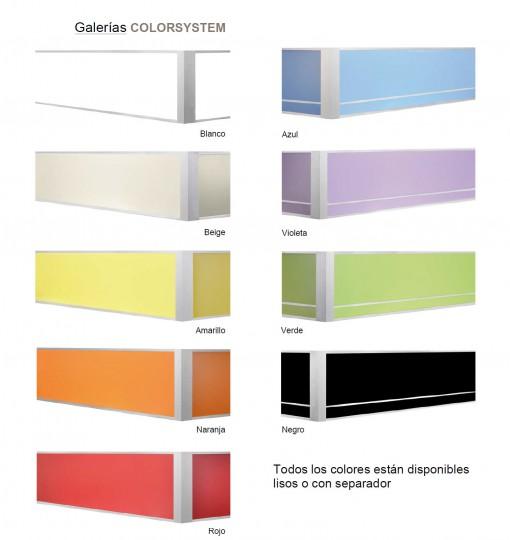 Galerías ColorSystem