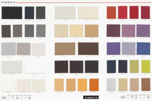 Catálogo Tapicería Polipiel Nilo Froca