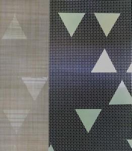 Screen Ite Eco Negro con Troquelado Diamond