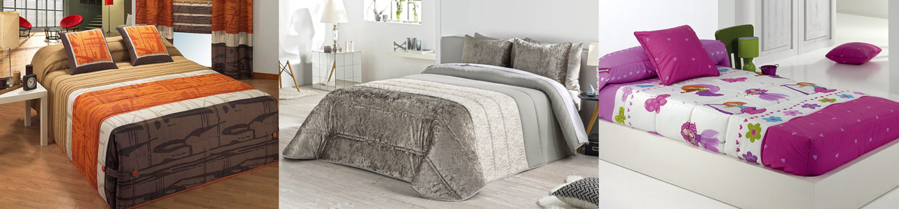 ropa de cama edrodedones