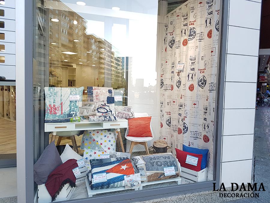 Nueva tienda de cortinas en zaragoza la dama decoraci n - Ropa infantil zaragoza ...