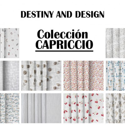 COLECCION CAPRICCIA DESTINY AND DESIGN