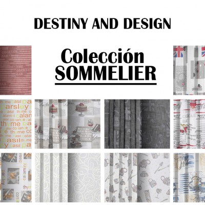 COLECCION SOMMELIER DESTINY AND DESIGN