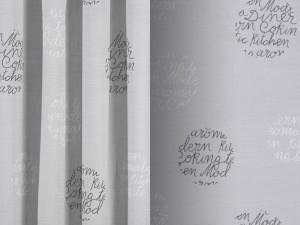 Tejido MORA Destiny and Design gris