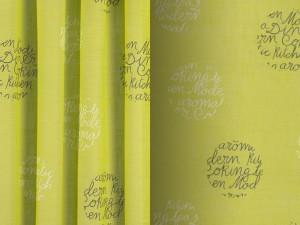 Tejido MORA Destiny and Design verde