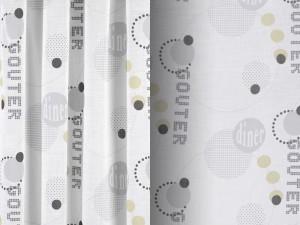 Tejido OLIVE Destiny and Design gris