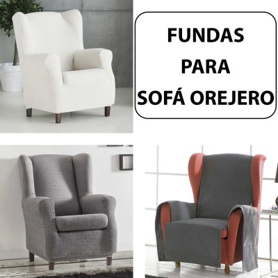 Fundas para sof sill n chaise longue - Fundas sofa madrid ...