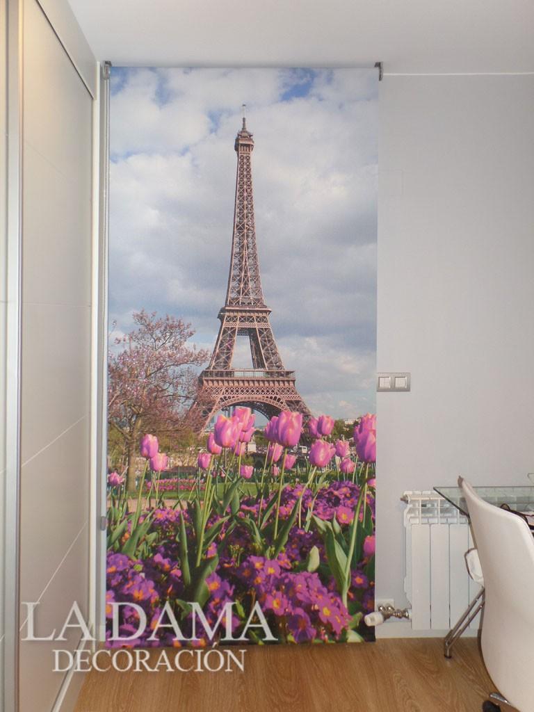 Cortina Fotográfica de Paris