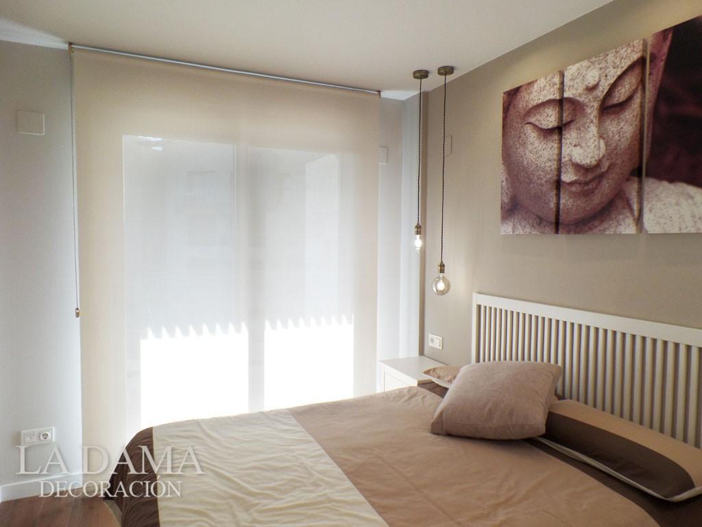Enrollable Screen Dormitorio