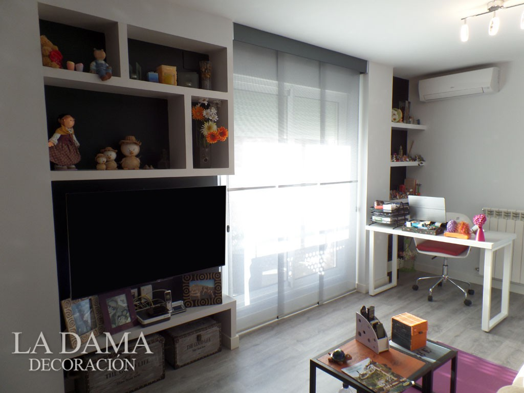 Paneles Japoneses Modernos Sectional