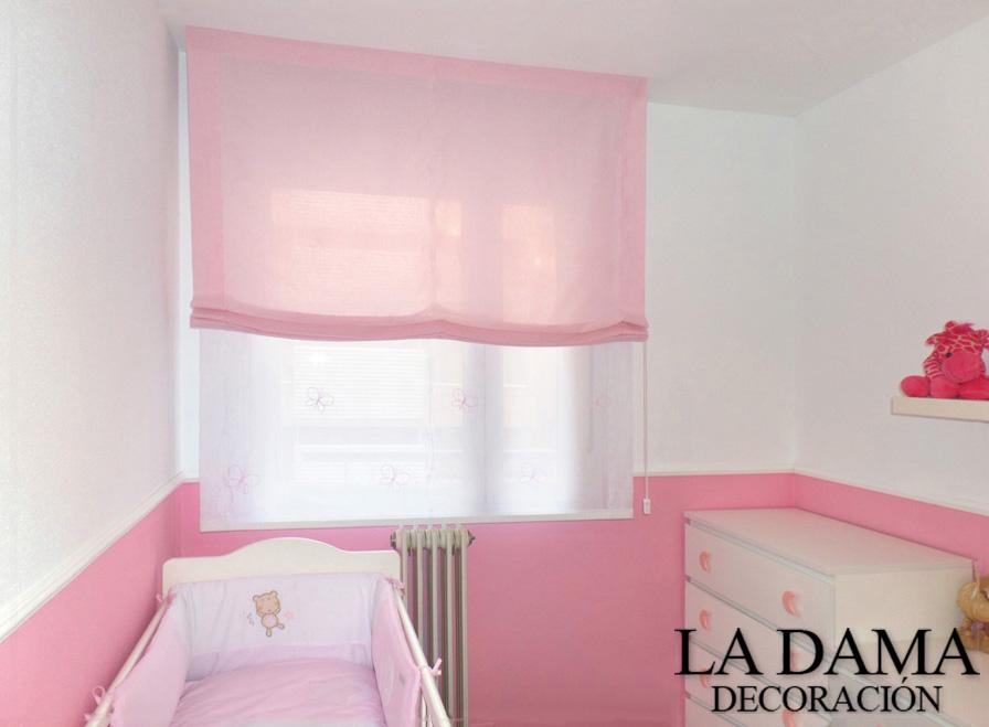 Cortinas para Dormitorio de Bebé