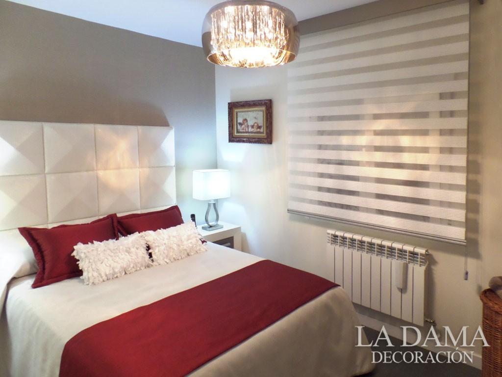 Elige cortinas blancas y sorpr ndete la dama decoraci n - Cortinas modernas para dormitorio ...