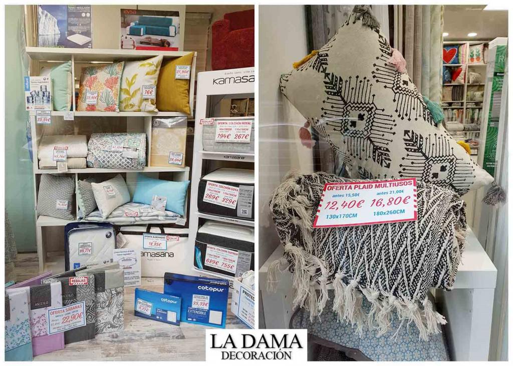 Rebajas en Tienda de Decoración de Zaragoza