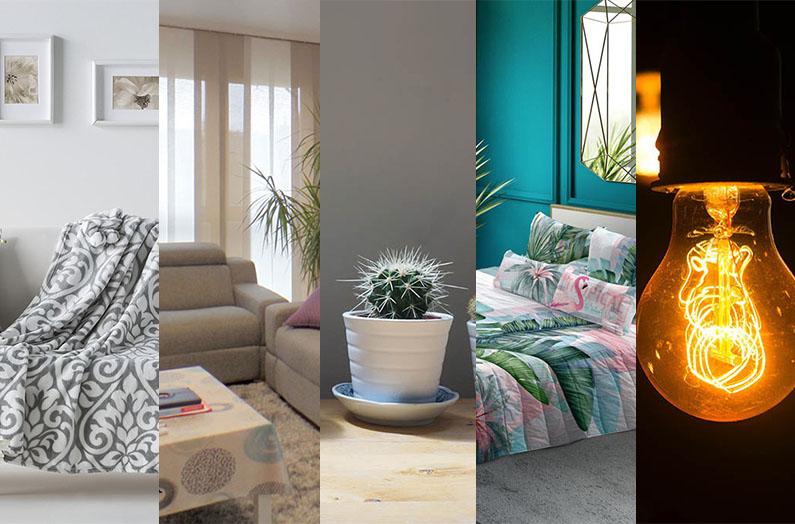 Redecorar tu hogar: operación primavera